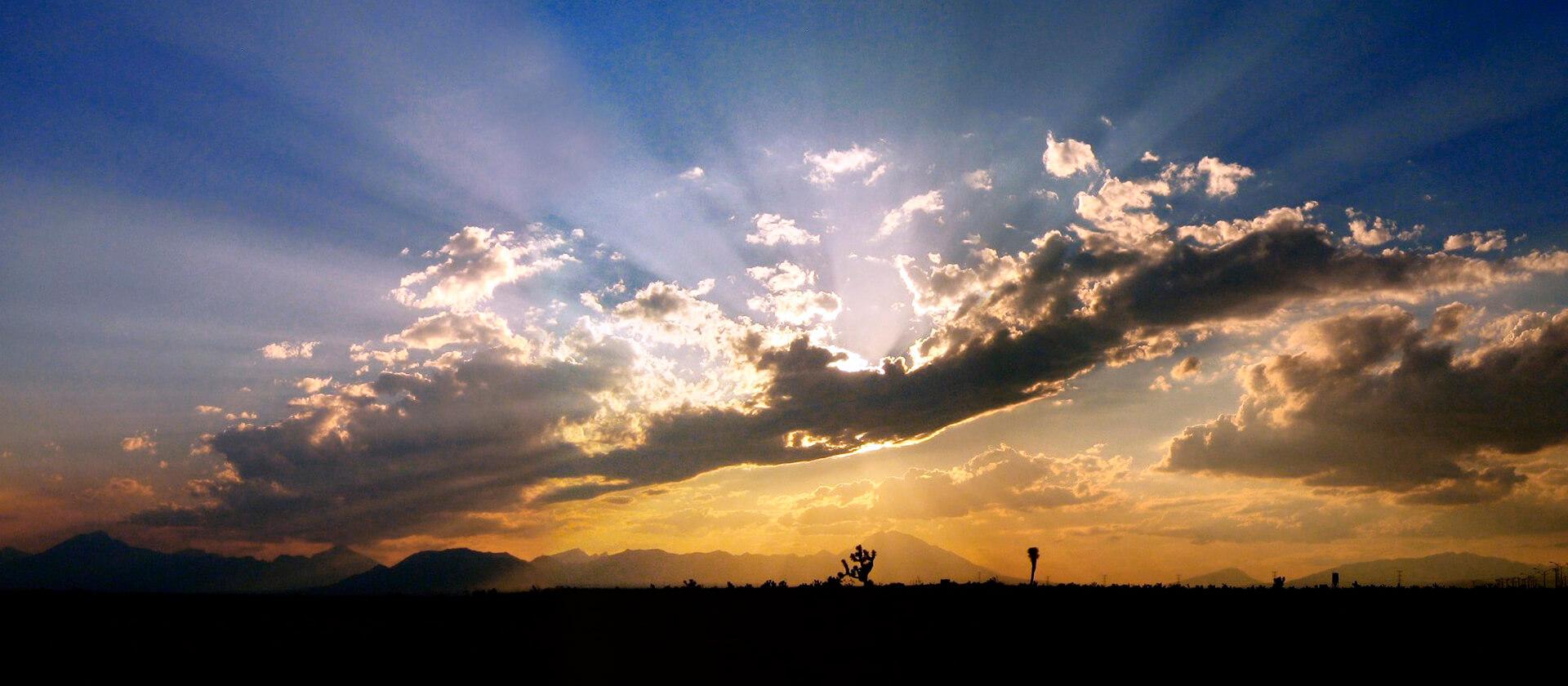 «Sublime creación de Dios» 40 x 122 cms