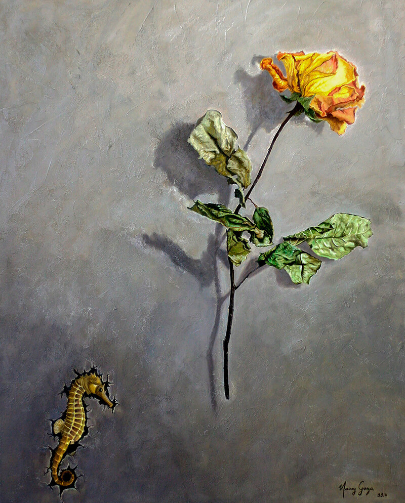 Oleo-Autorretrato-de-la-vida-misma-pag-25-80×100-cms-2014-Obra-finalista-en-el-12th-International-ARC-Salon-2016