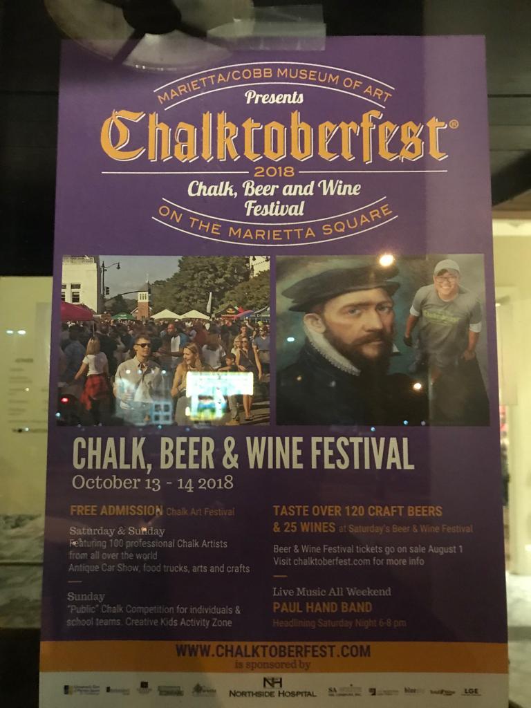 Chalktoberfest 2018
