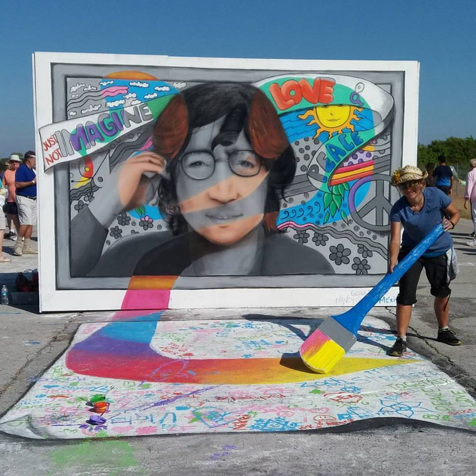 Sarasota´s Chalk Festival FL.2016